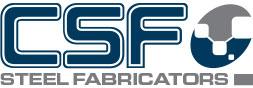 CSF Steel Fabricators Logo