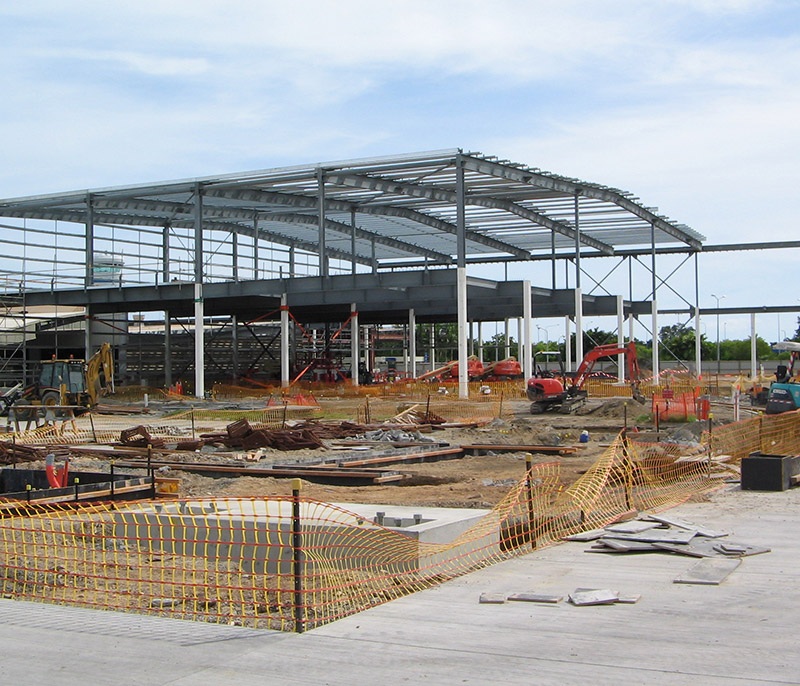 Cairns Domestic Airport Redevelopment