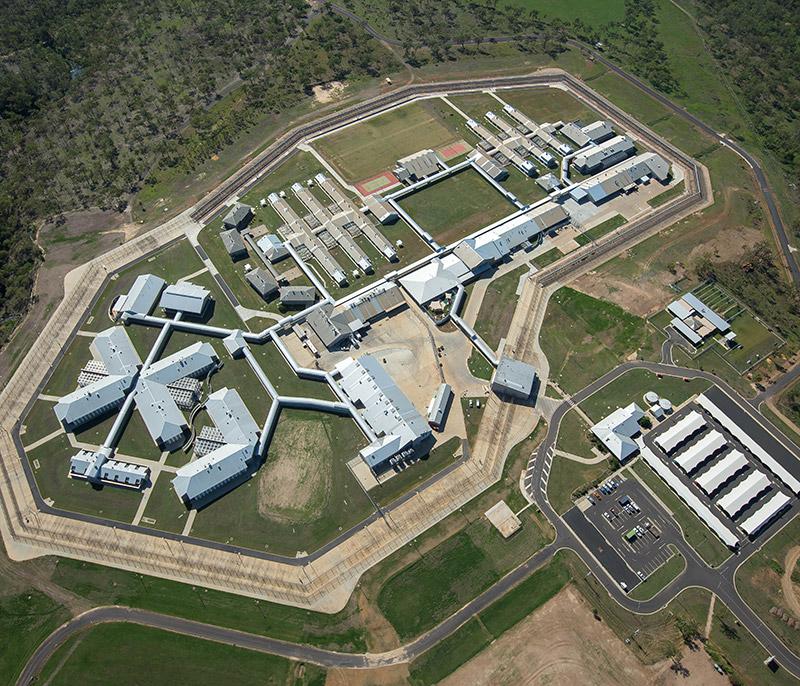 Lotus Glen Prison Upgrade
