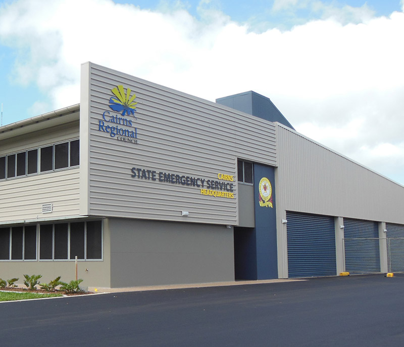 State Emergency Service New Headquarters Facility