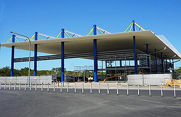 CSF Steel Roofing