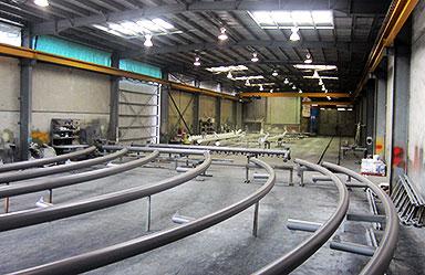 Steel Blasting