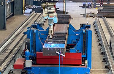 CSF Steel Fabrication