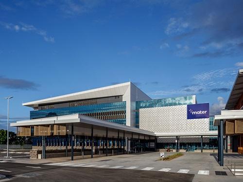 Mater Hospital Expansion