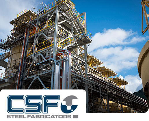 CSF Steel Fabricators