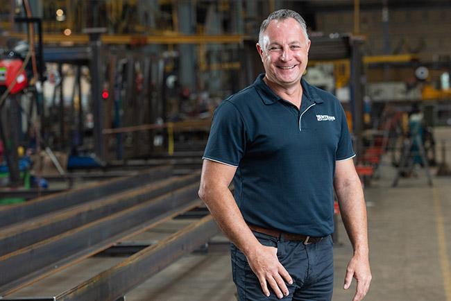 Hadyn Plant - CSF Industries