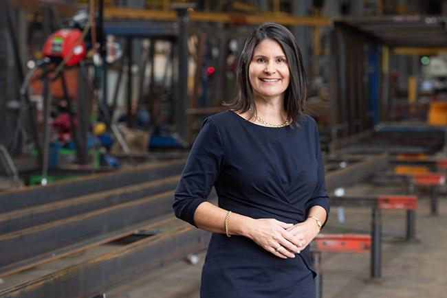 Karina Adams - CSF Industries