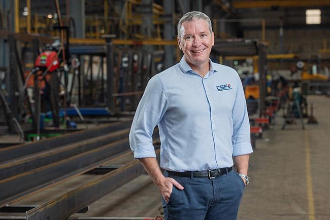 Sean Adams - CSF Industries