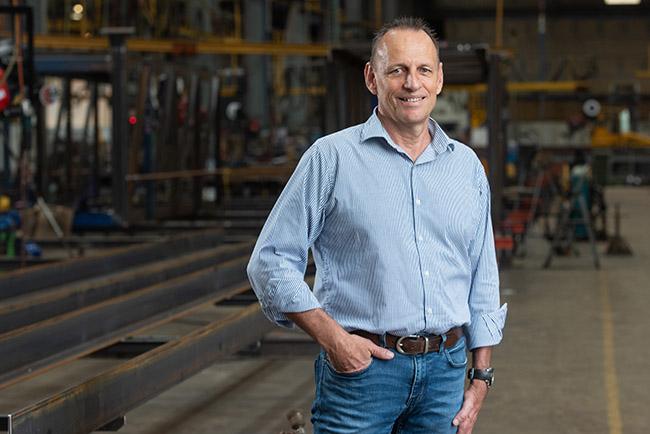 Tony Hogg - CSF Industries
